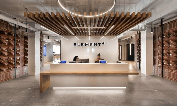 Element AI front office