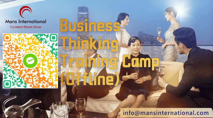 Mans International Business thinking training camp offline