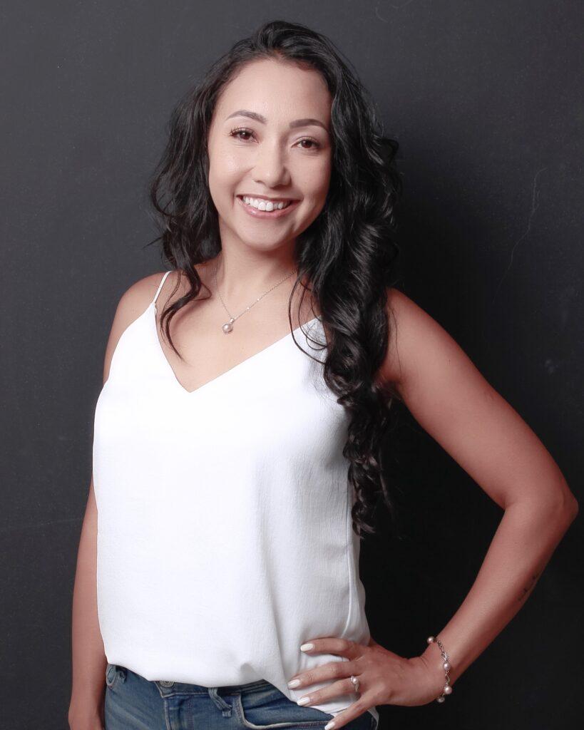 Mans International Marketing Manager Llian Sukeda