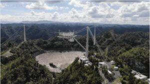 Overlook Arecibo Radio Telescope_Mans International