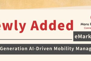 Mans International eMarketplace Newly Added_Next generation AI driven mobility management