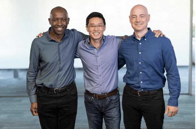 SambaNova Systems co-founders